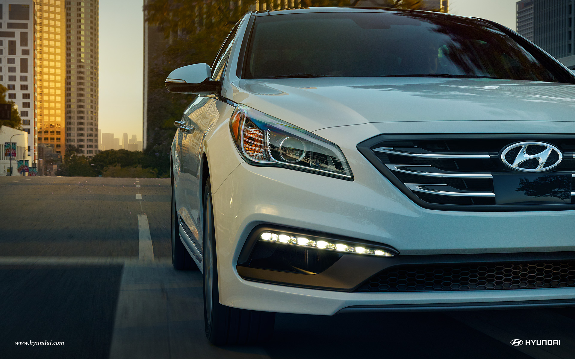 See the Hyundai Sonata Seven Days a Week!