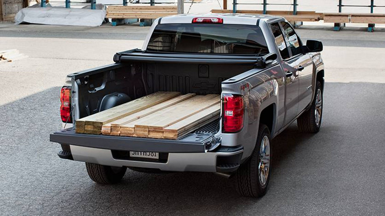 Chevy Silverado 1500 Truck Bed