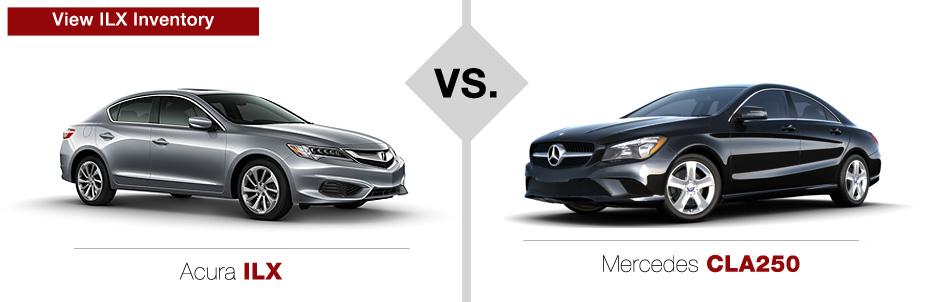 Acura vs  Mercedes Comparison - Muller's Woodfield Acura
