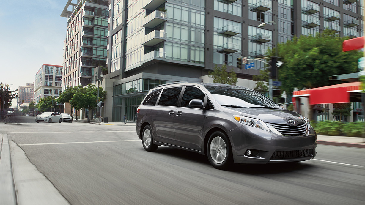 2017 Toyota Sienna For Sale Near Cleveland, OH