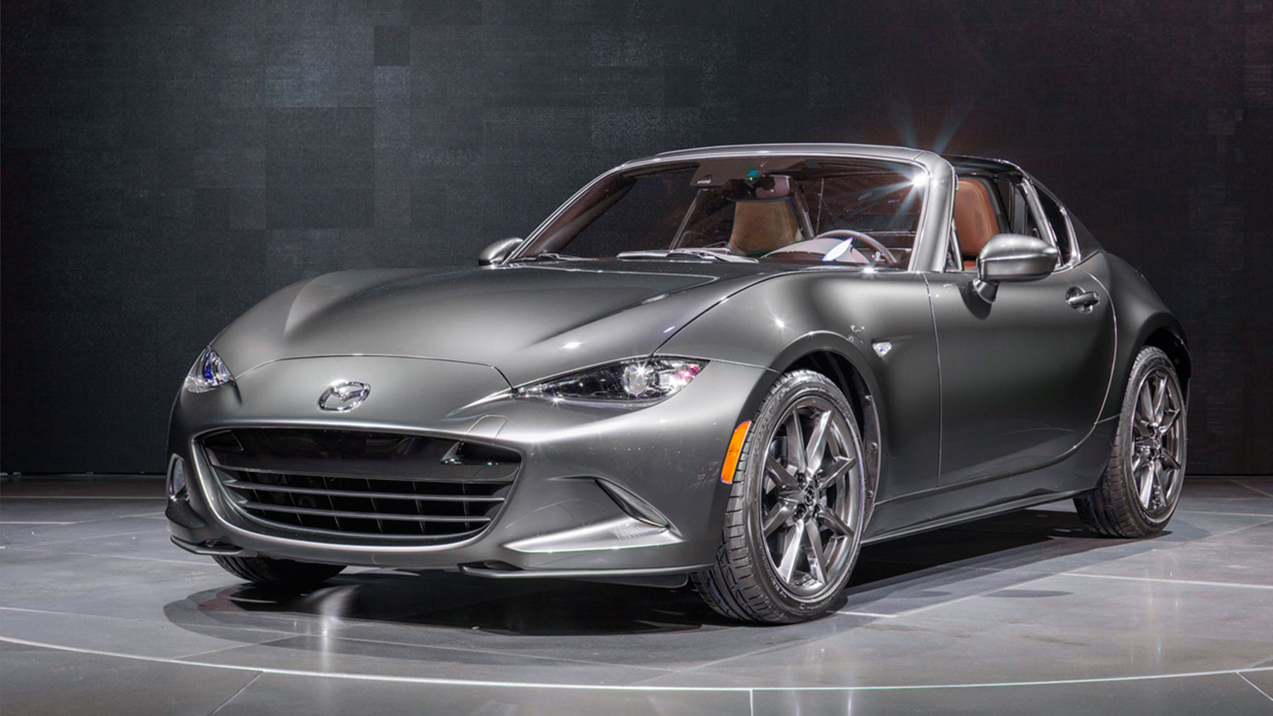 2017 Mazda MX-5 Miata RF Preview in Elk Grove, CA