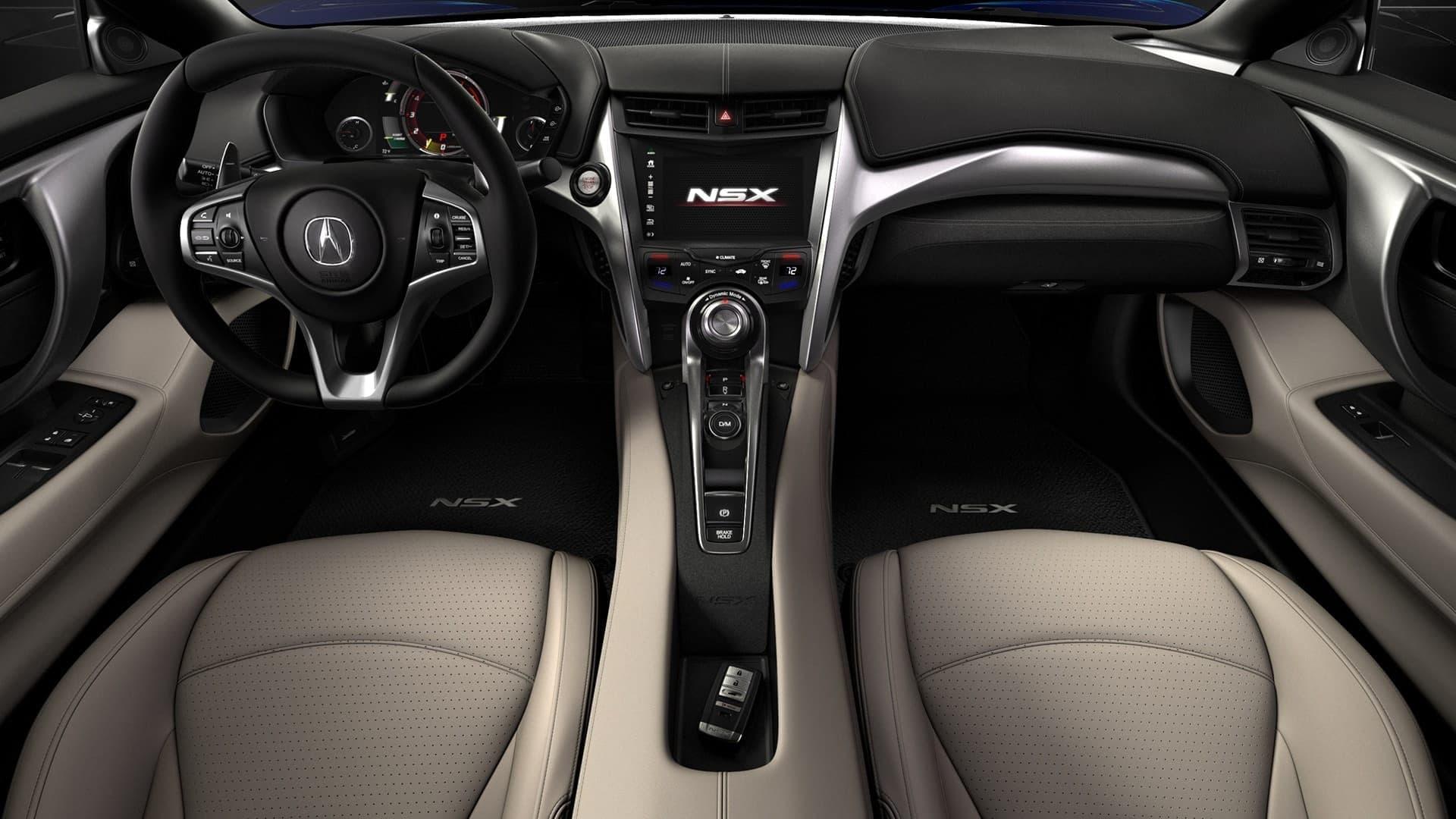 2017 Acura NSX vs 2017 Nissan GT R near Washington DC Pohanka