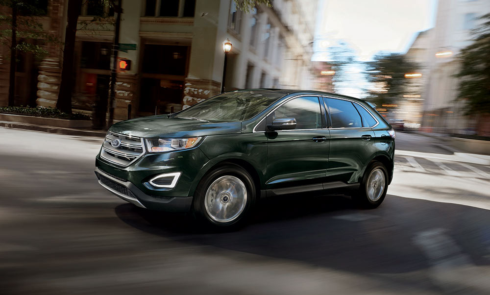 2017 Ford Edge Ford of Orange County