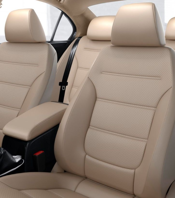 2017 Jetta Interior Seating
