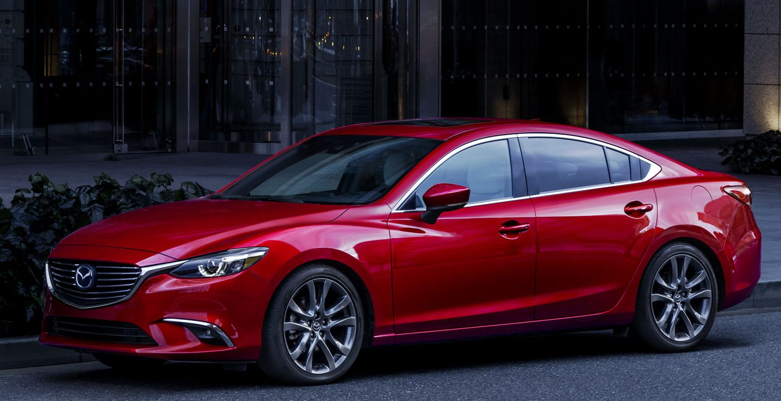 Mazda Mazda6: Convenient Use of the Hands-Free System