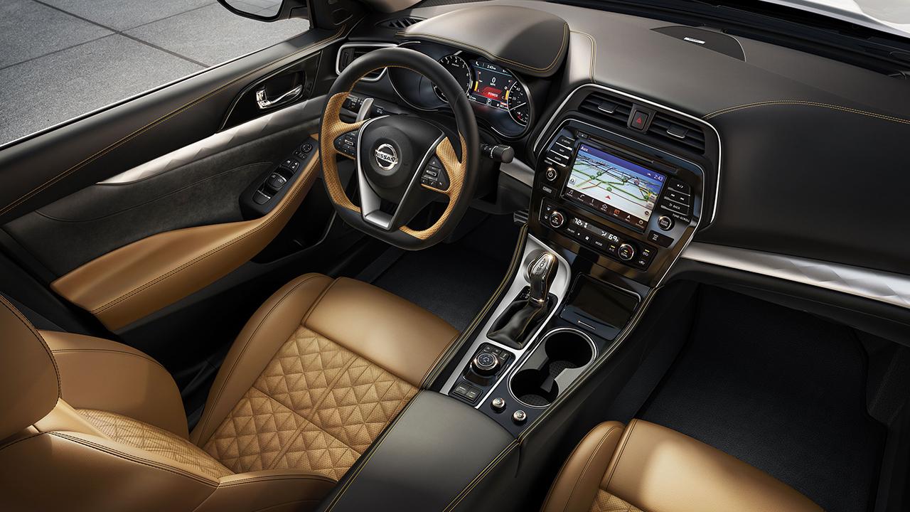 Nissan maxima lease price