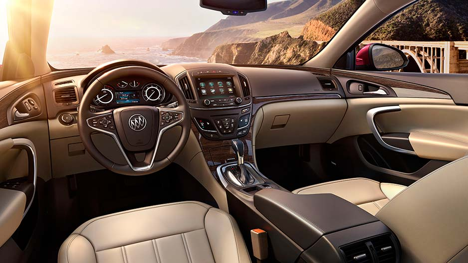 cars buick canada en front motor three and reviews quarter lacrosse trend rating