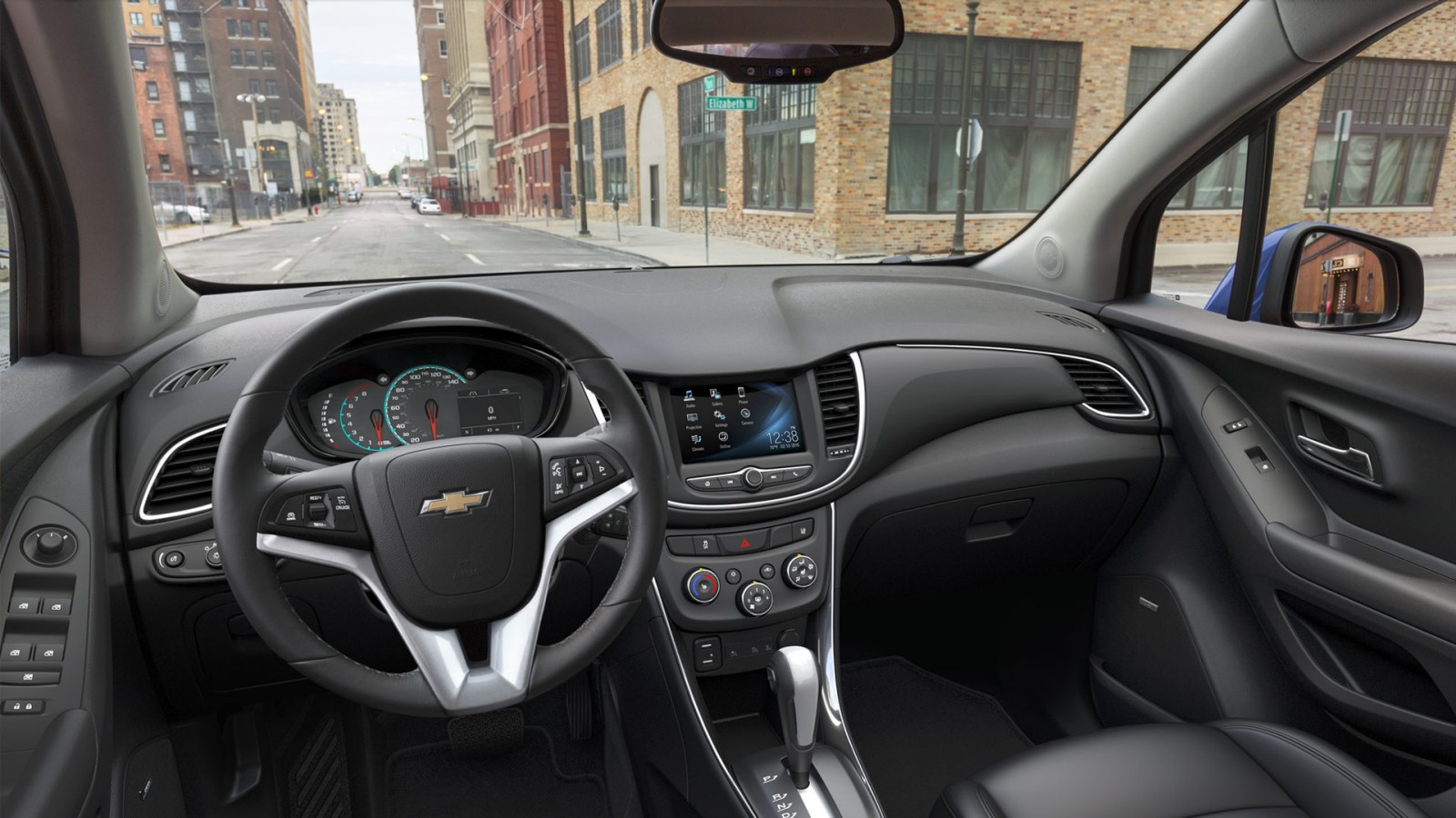 Finding the perfect balance between city and suburbanite life can be  difficult when choosing a vehicle, but the 2017 Chevy Trax for sale in  Youngstown, OH, ...