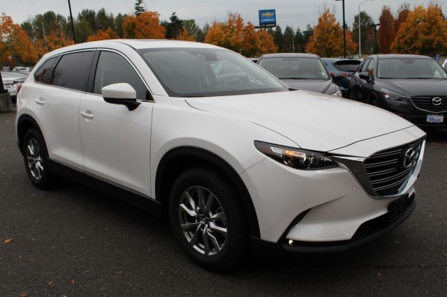 2016 Mazda CX-9 near Seattle at Lee Johnson Mazda
