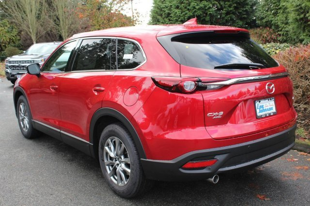 2016 Mazda CX-9 near Kirkland at Lee Johnson Mazda