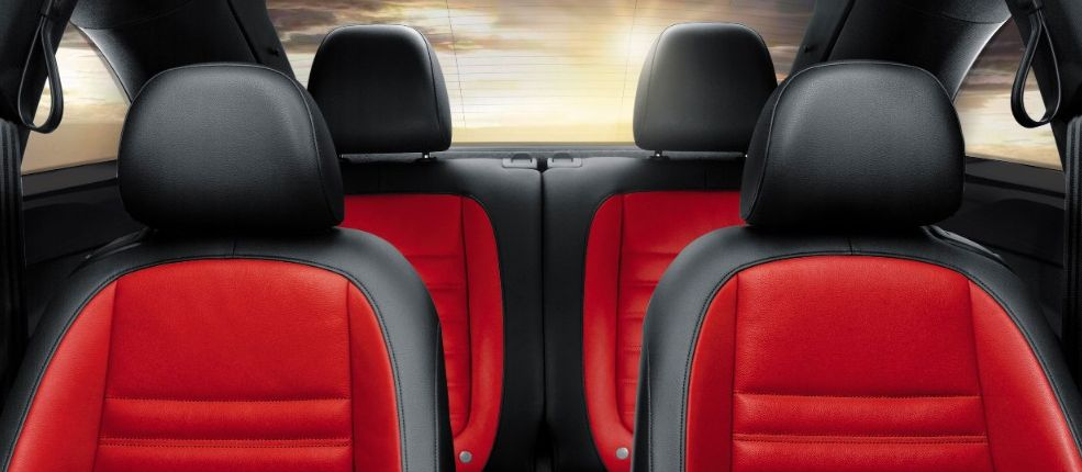 2017 VW Beetle Sports Seating