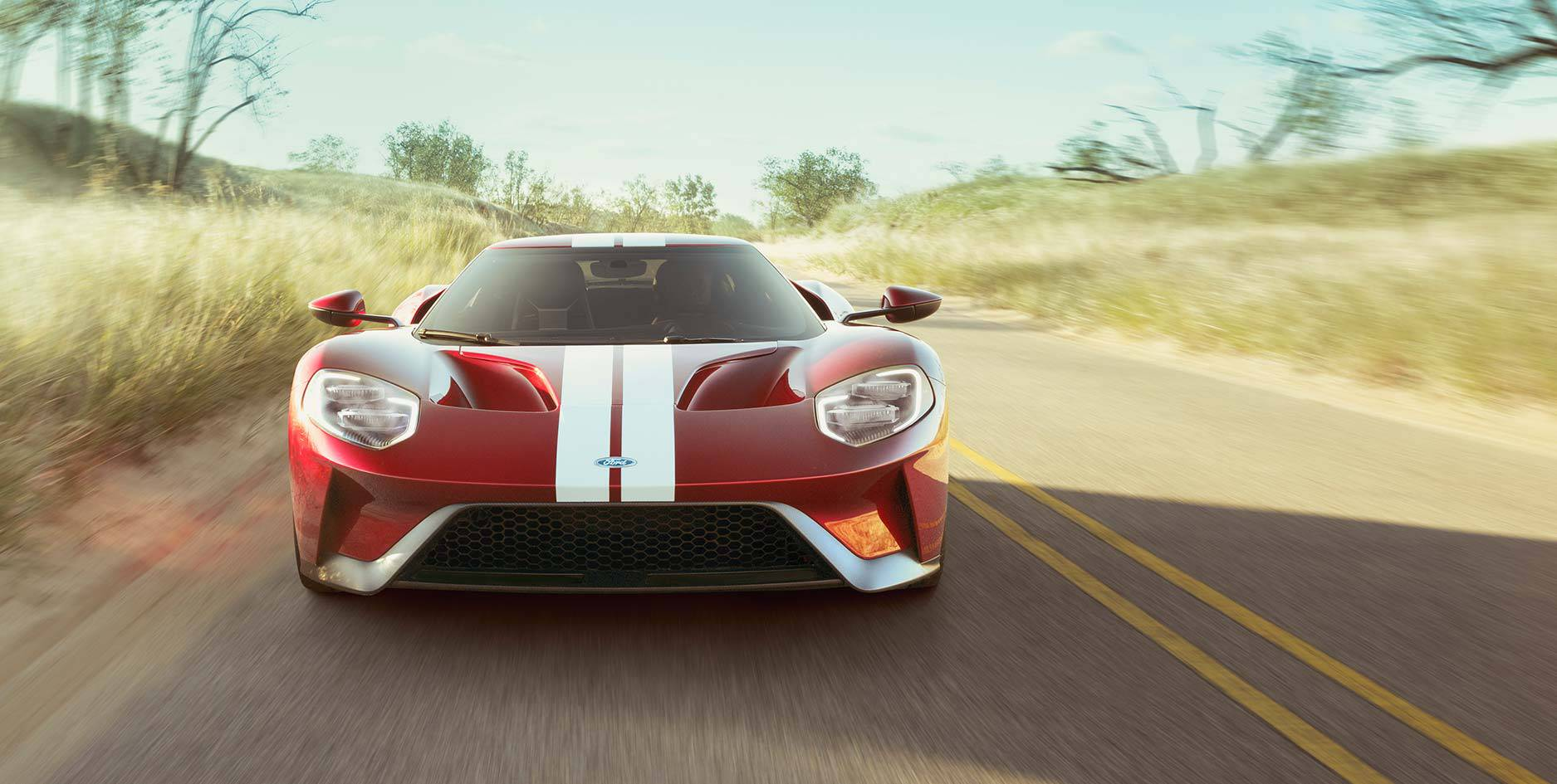 Ford Gt Dealer Serving Los Angeles County