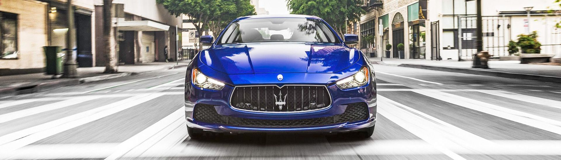 Maserati Ghibli For Lease In Austin TX Maserati Of Austin - Sports cars you can lease
