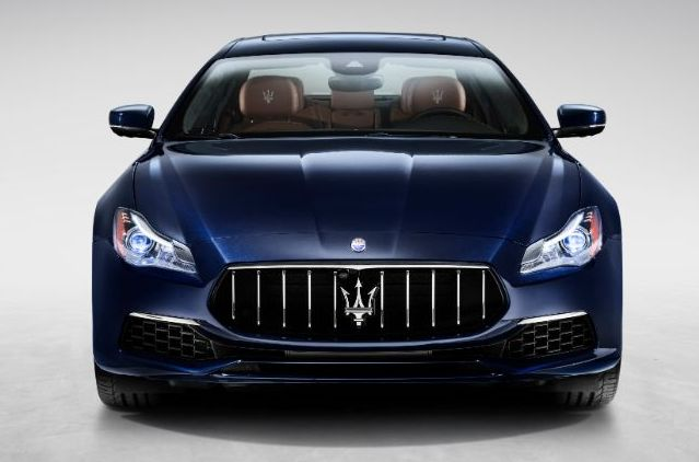 2017 Maserati Quattroporte for Lease in Austin, TX - Maserati of Austin