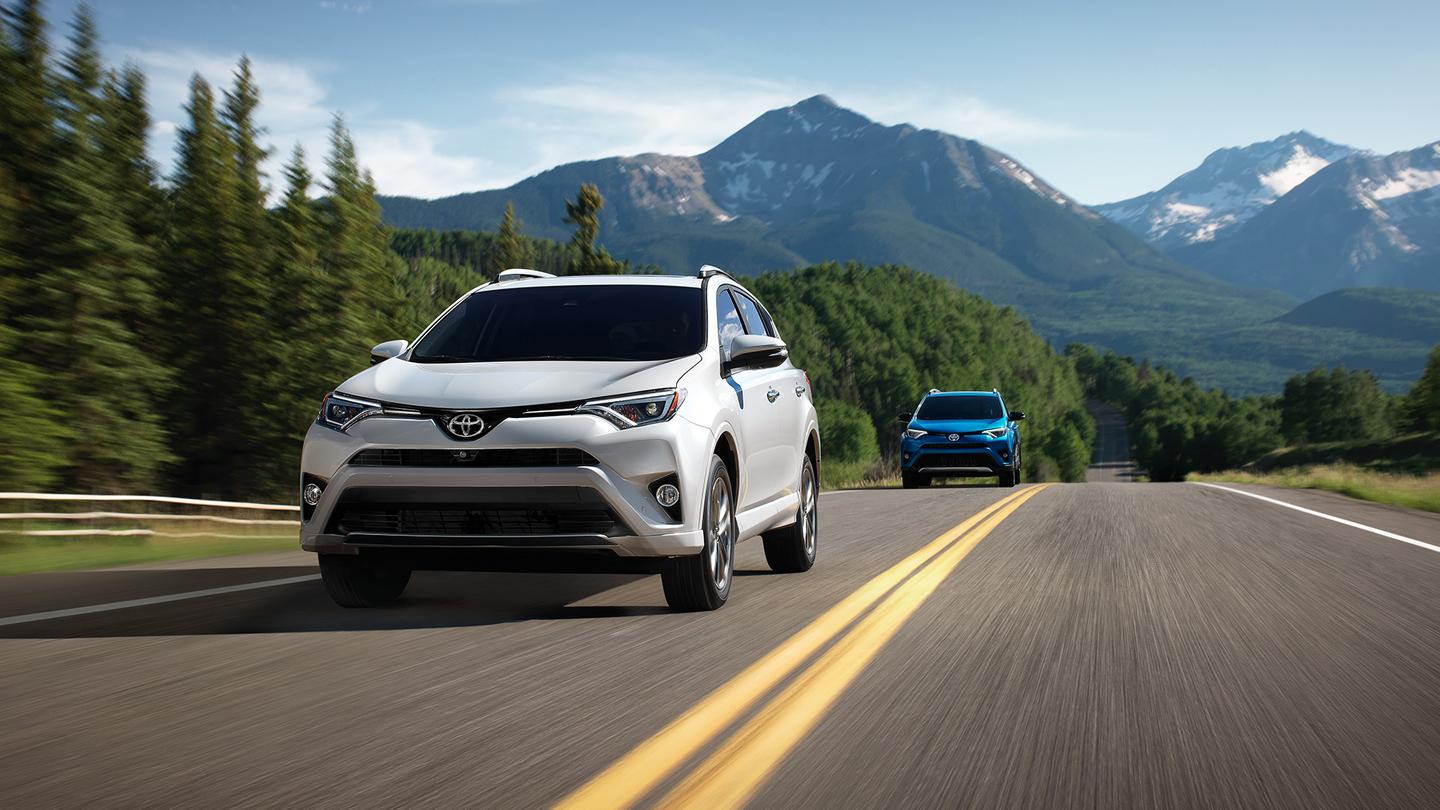 Toyota RAV4 Service Manual: Basic repair hint
