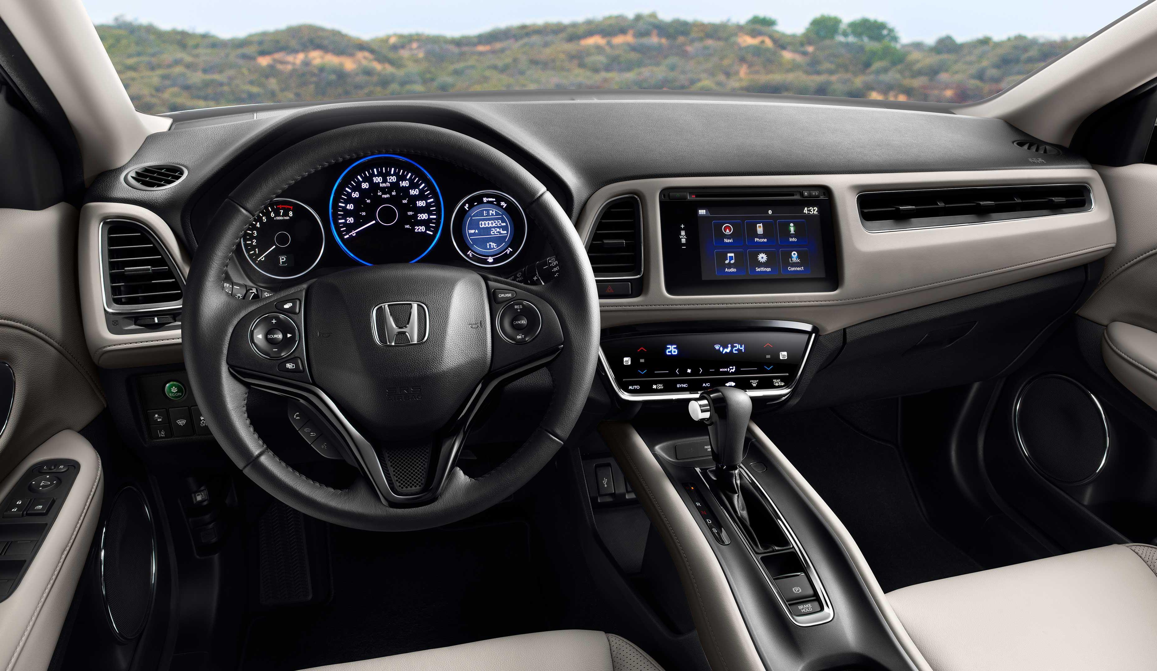 2017 Honda HR-V for Sale in Sherwood Park, AB - Sherwood Honda