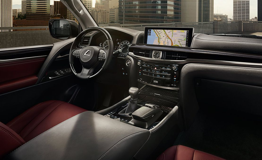 Lexus Lx 570 2017 Interior >> 2017 Lexus Lx 570 For Sale Near Washington Dc Pohanka Lexus