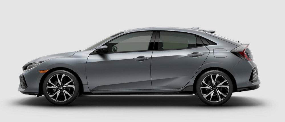 Honda Civic Hatchback Maintenance Schedule