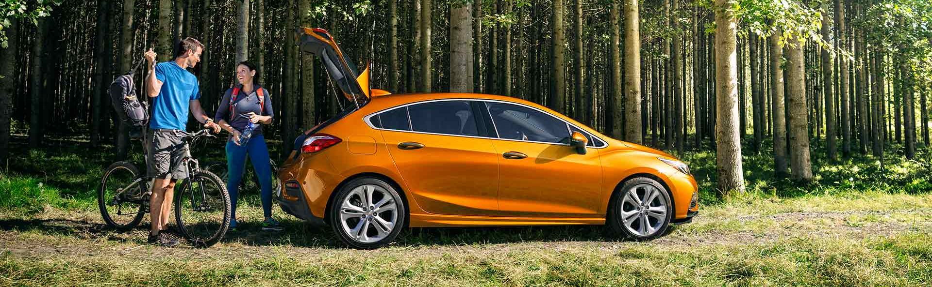 2017 Chevy Cruze For Sale Near Boardman, OH