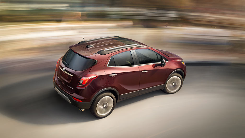 suv small gets and interior encore looks white updates much better buick exterior