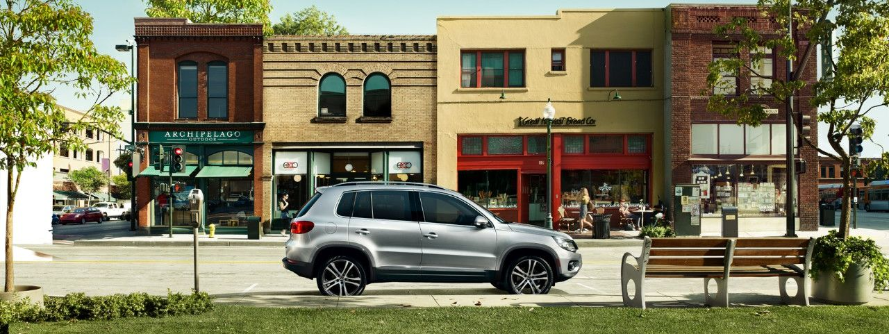 2017 VW Tiguan for Lease near Washington, DC