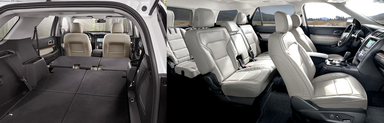 does the 2017 ford edge have 3rd row seating. Black Bedroom Furniture Sets. Home Design Ideas
