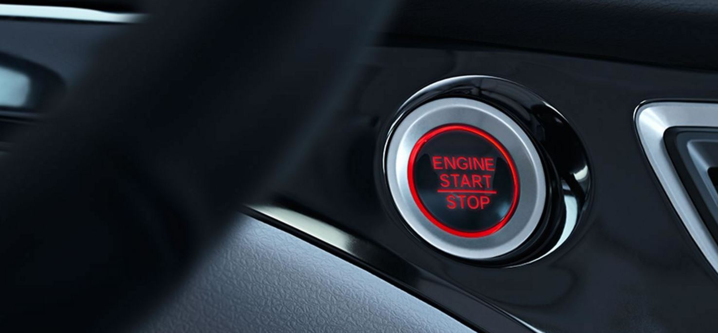 Standard Push Button Start