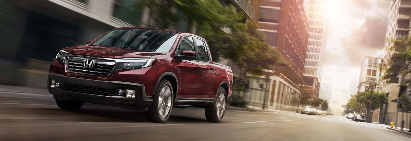 2017 Honda Ridgeline for Lease near Washington, DC