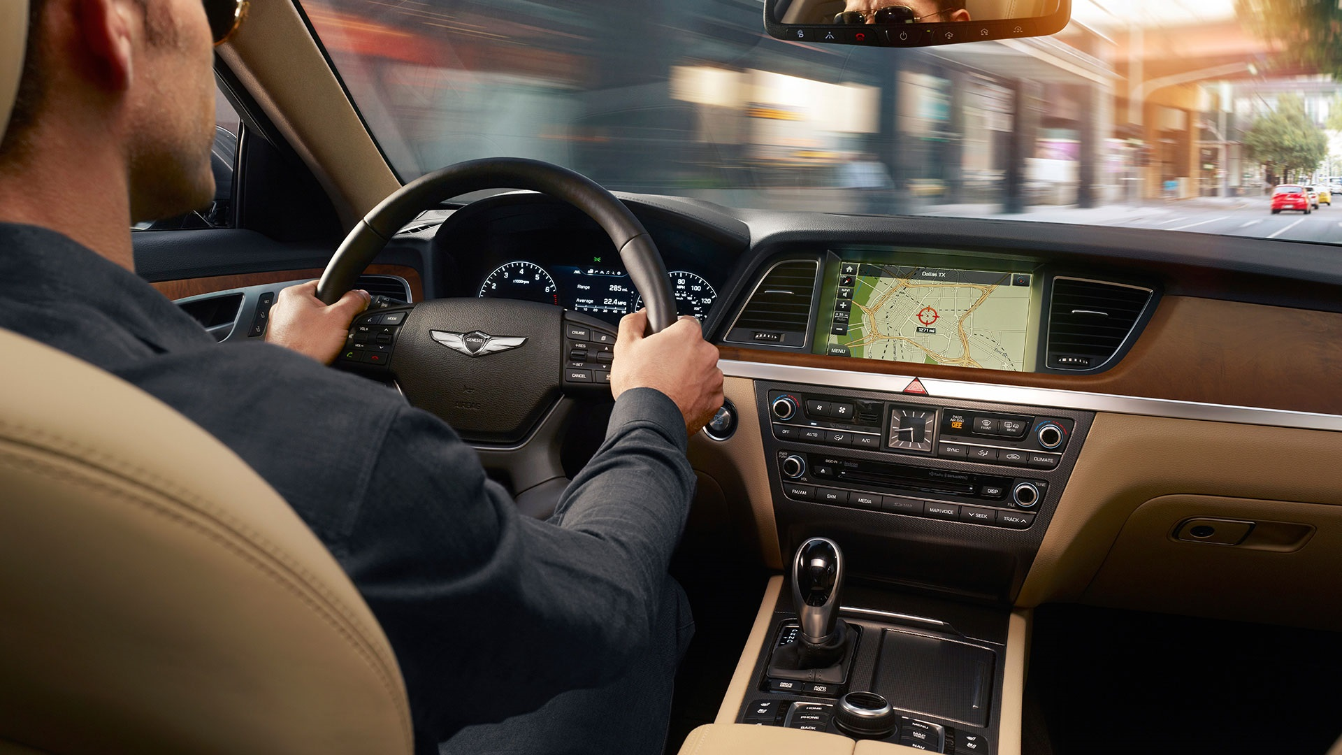 The G80 Ultimate Navigation System
