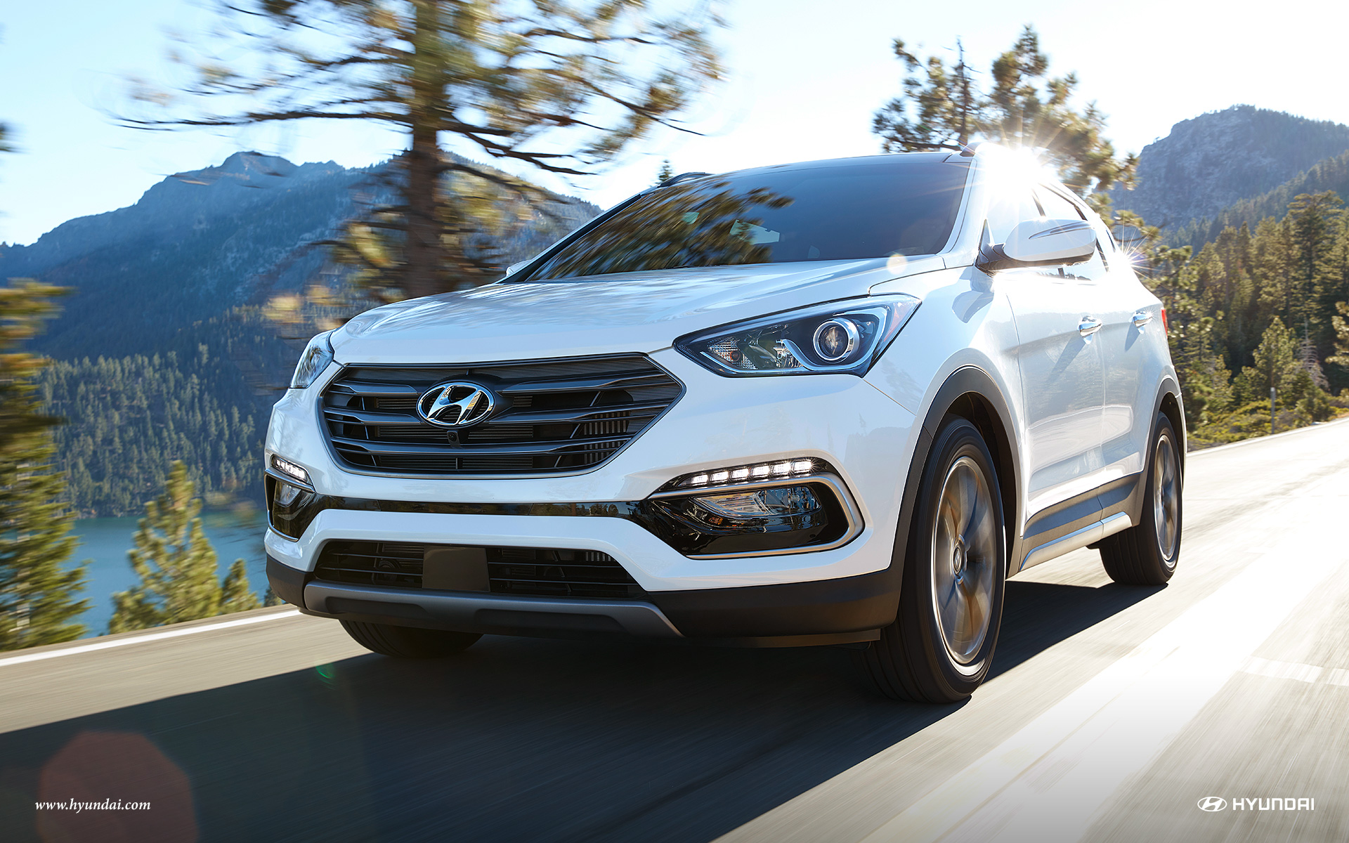 2017 Hyundai Santa Fe Sport for Lease near Washington, DC