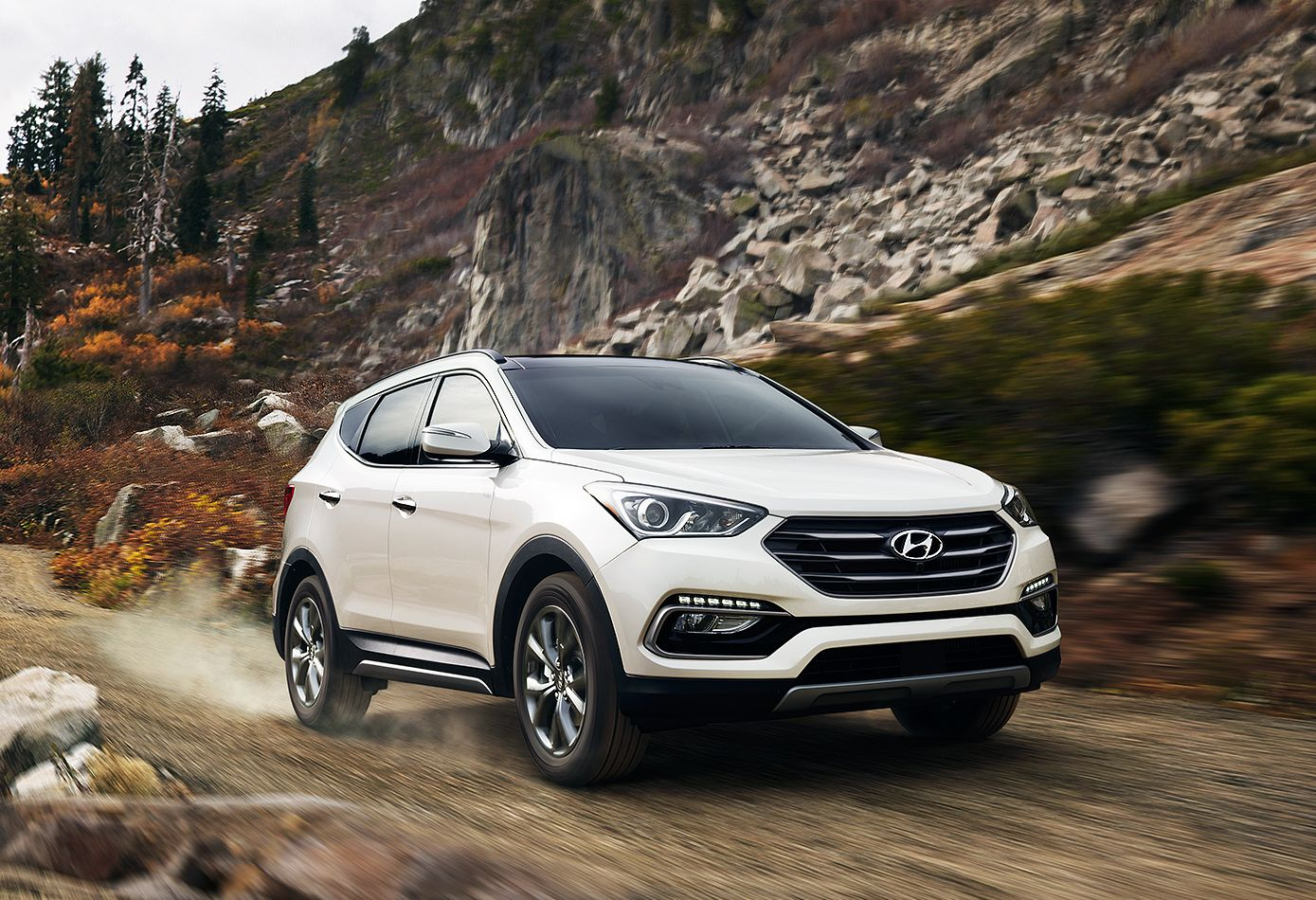 2017 Hyundai Santa Fe Sport for Lease near Fairfax, VA