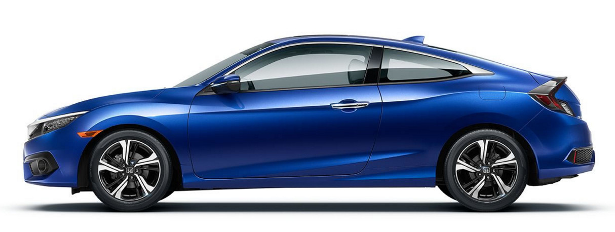 2016 Honda Civic Coupe Information Chula Vista