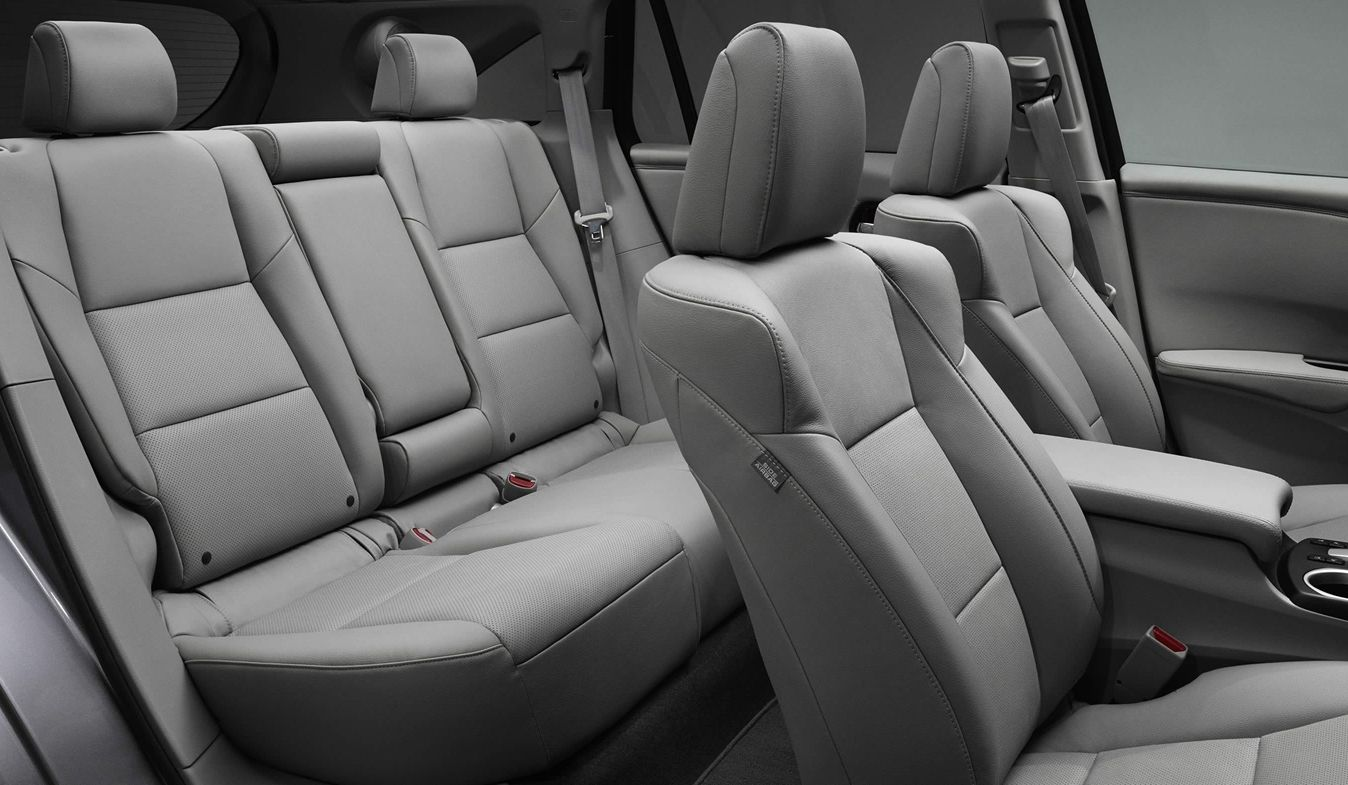 The 5-Passenger Capacity of the 2017 RDX