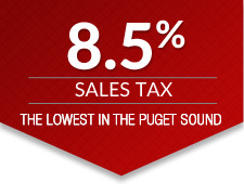 Sales Tax Calculator - Foothills Toyota