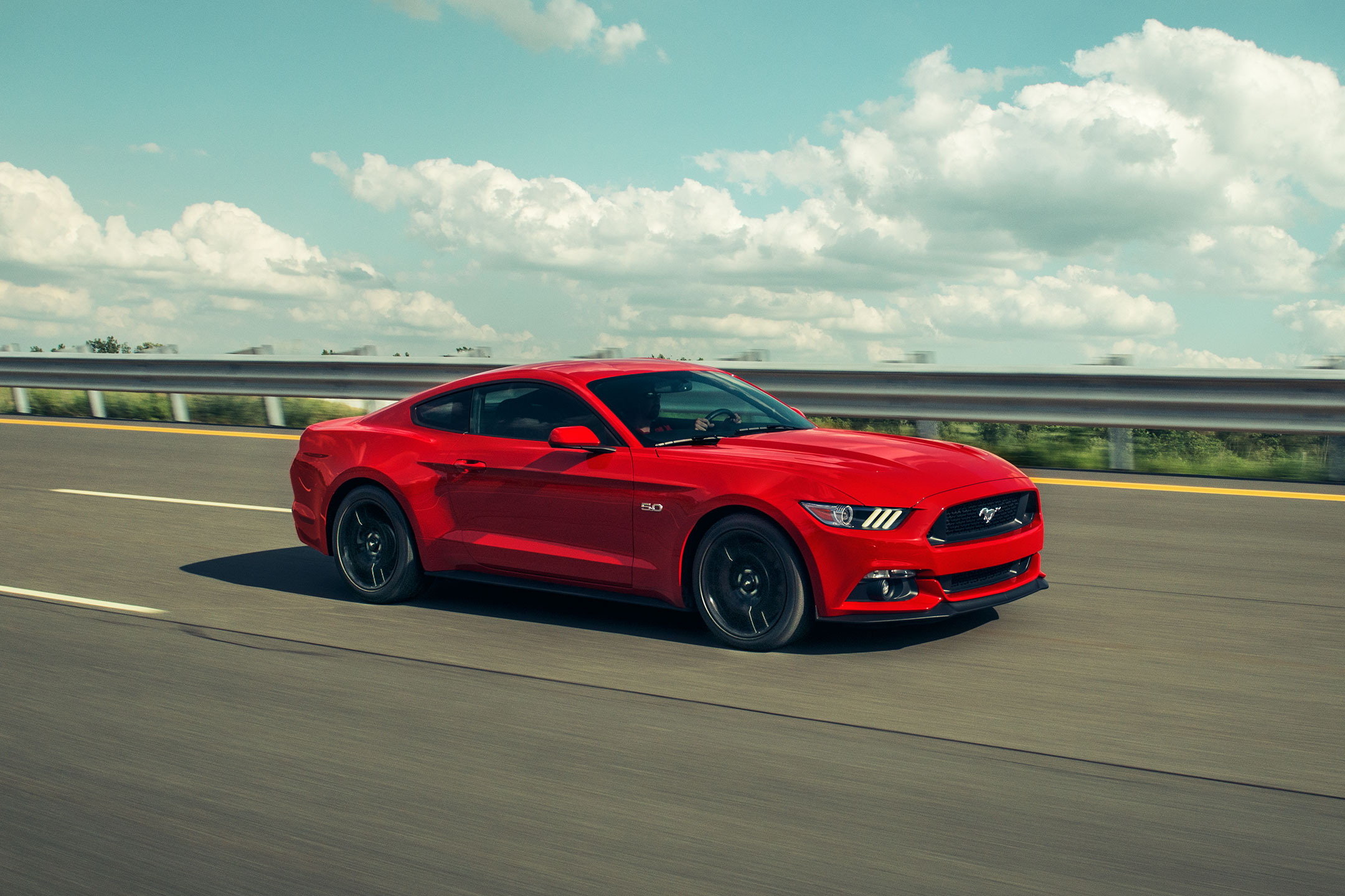 Image result for Sports car sales 2017: Mustang rules the stable