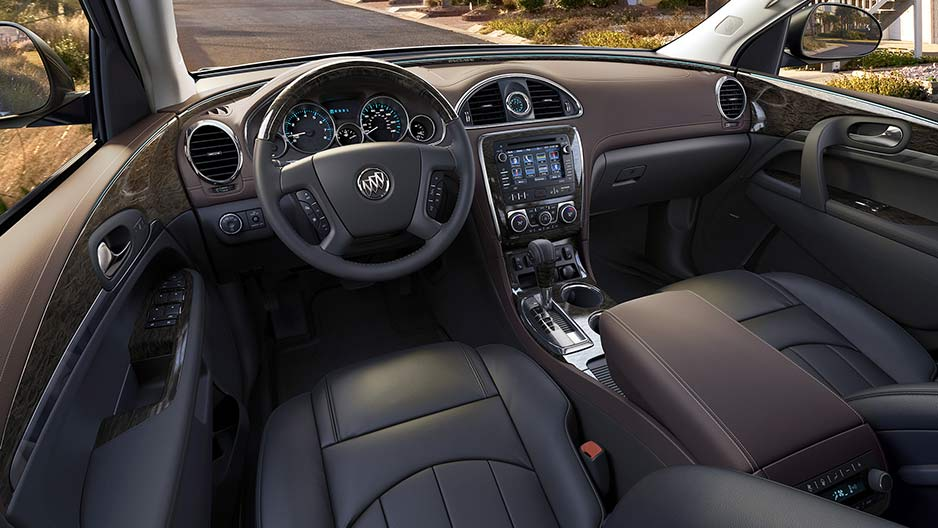 2017 Buick Enclave for Lease near Regina, SK - Watrous ...