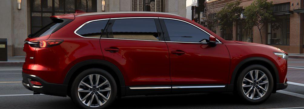 2017 Mazda CX-9 vs 2017 Ford Flex near Columbia, SC - Gerald Jones