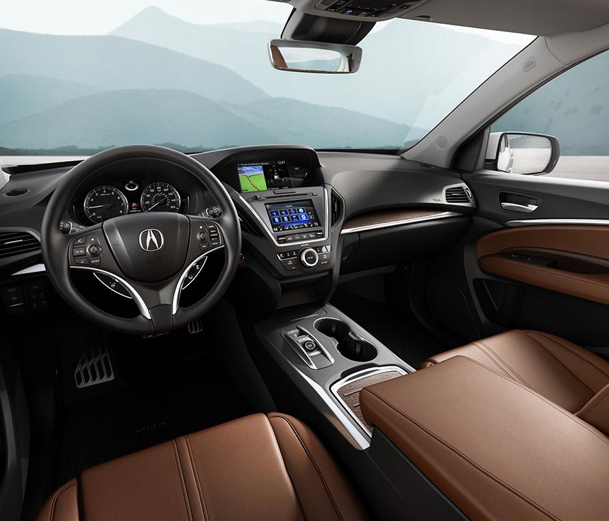 2017 Acura MDX Hybrid Preview Near Chicago, IL