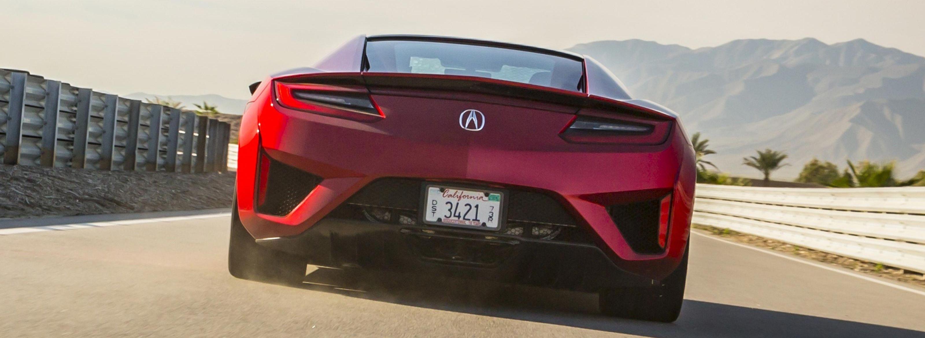 2017 Acura NSX for Sale near Washington DC Pohanka Automotive Group