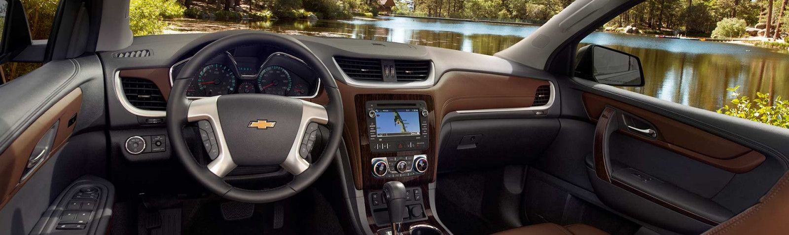 2017 Chevy Traverse Cabin