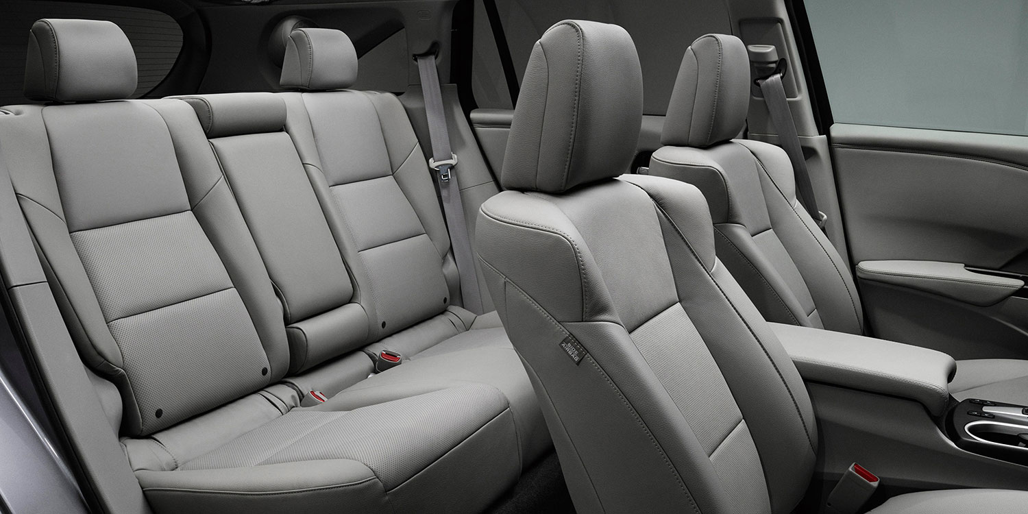 Plenty of Space for Your Family in the RDX!