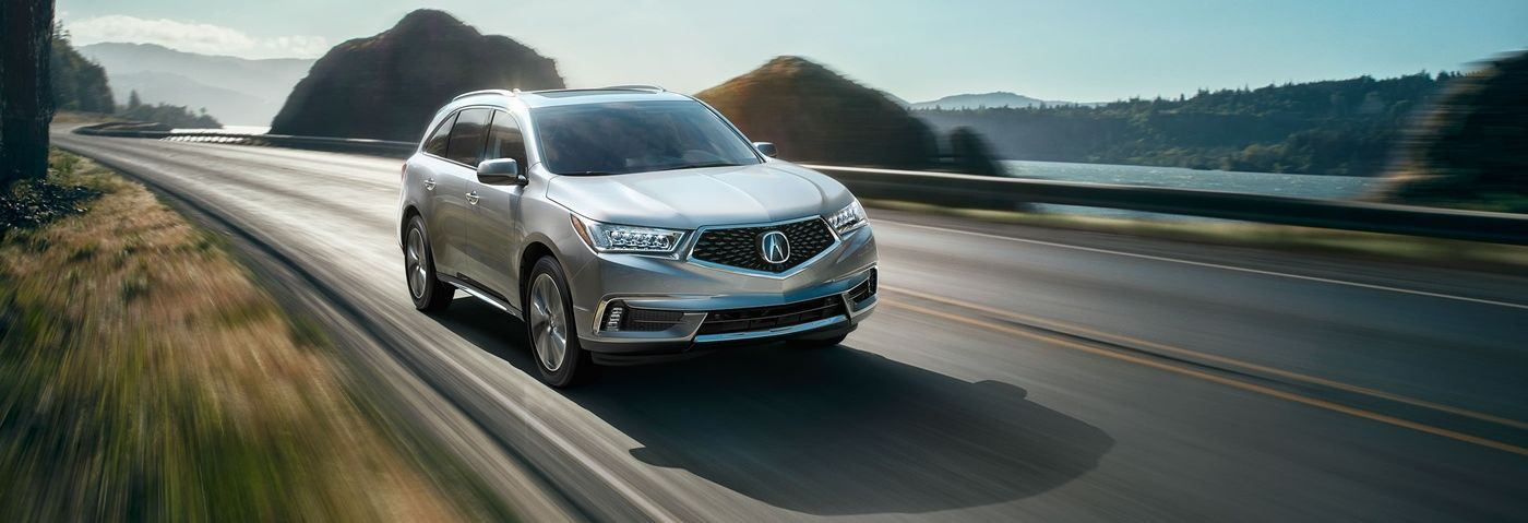 2017 Acura MDX for sale near Reston, VA