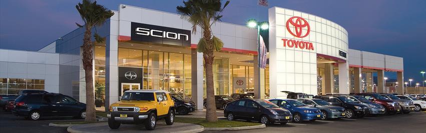 Fremont Toyota - Fremont Auto Mall