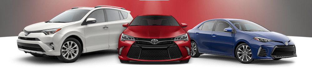 New Toyota models available for lease in Morristown
