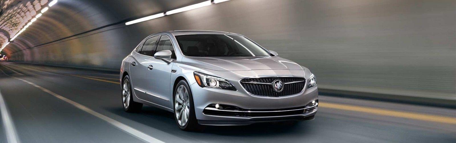 Buick LaCrosse: Brake Adjustment