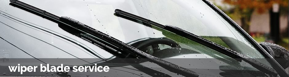 Honda wiper blade service in Baytown