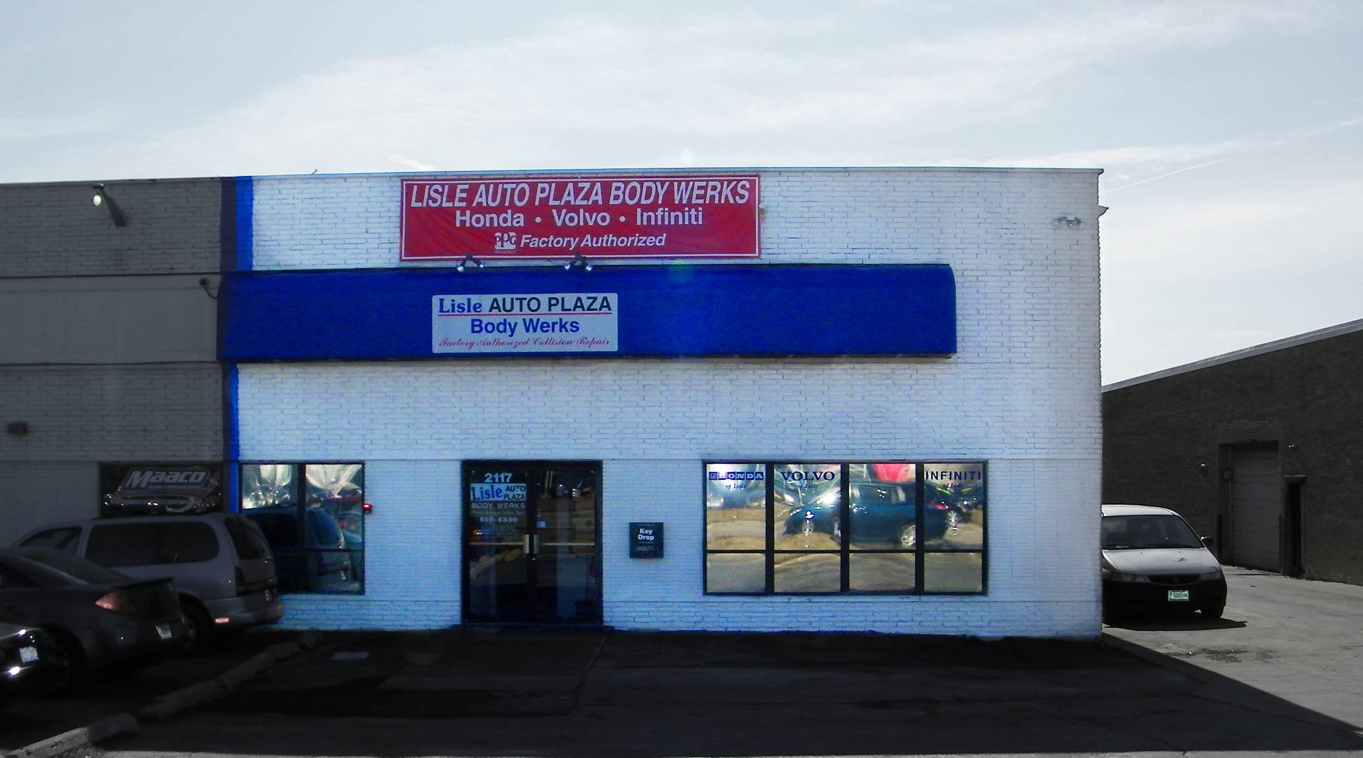 Honda auto body repair honda of lisle for Honda of lisle service