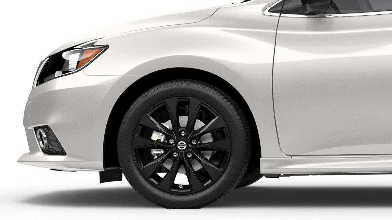 Nissan Altima 2017 Black Edition