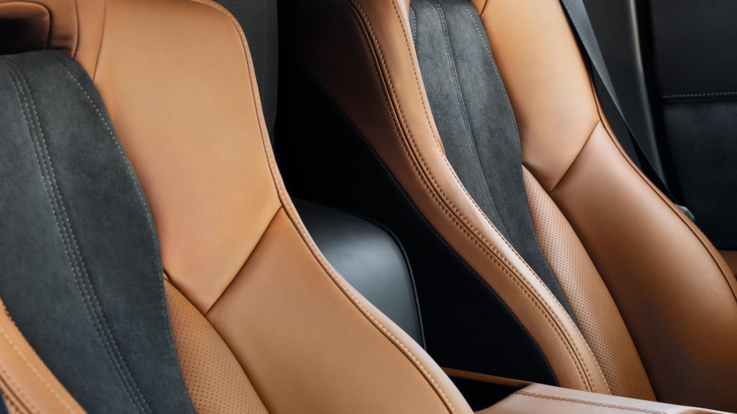 Seating in the 2017 NSX