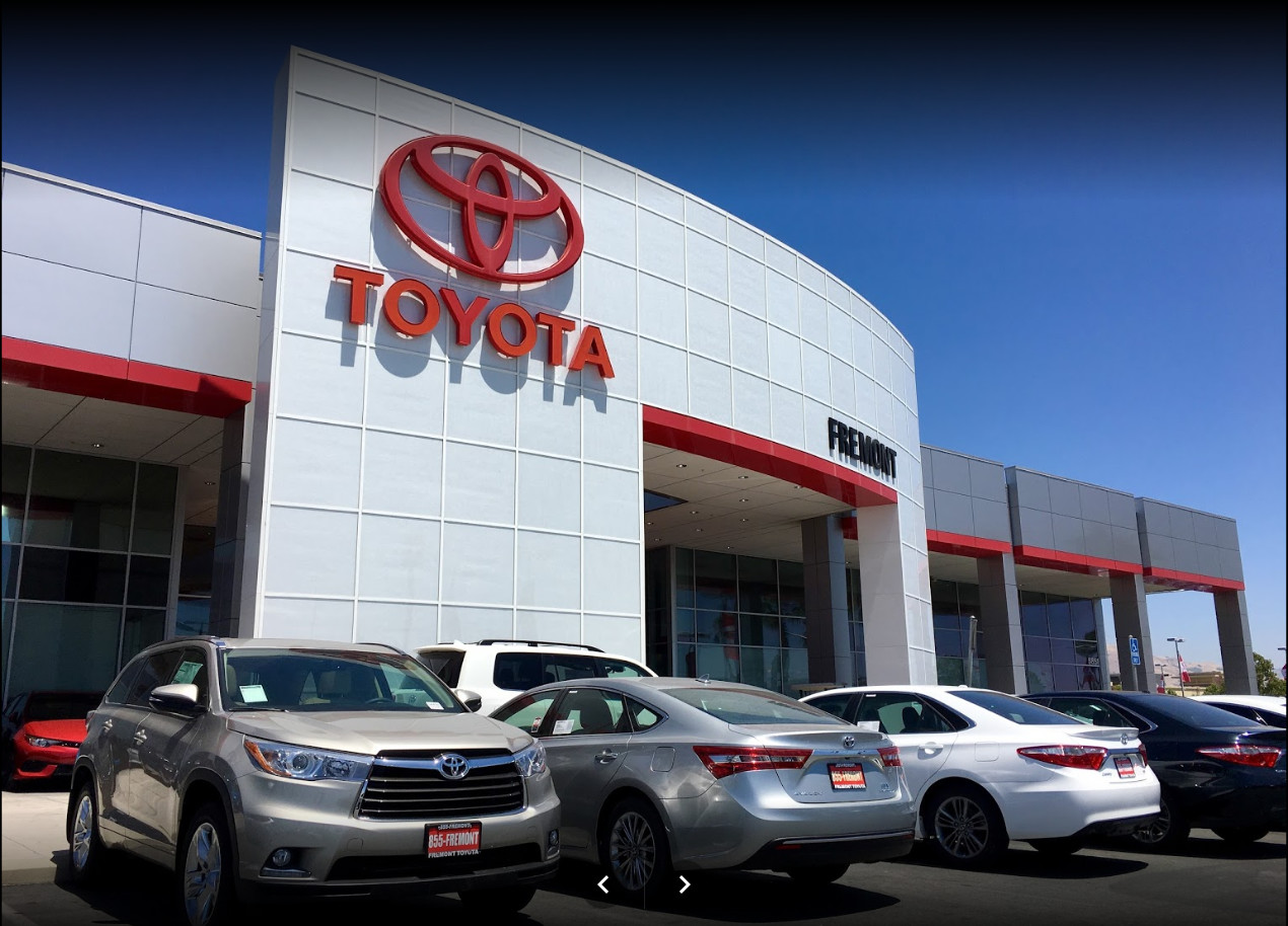 Contact Fremont Toyota Used Car Dealership In Fremont Ca